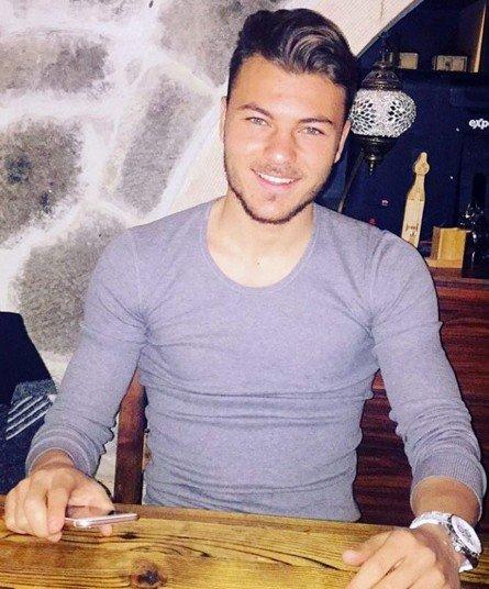 Yusuf Erdoğan'ın Dalya Heyecanı