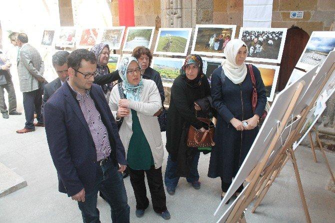 Niğde'de Tarım Ve İnsan Konulu Fotoğraf Sergisi Açıldı