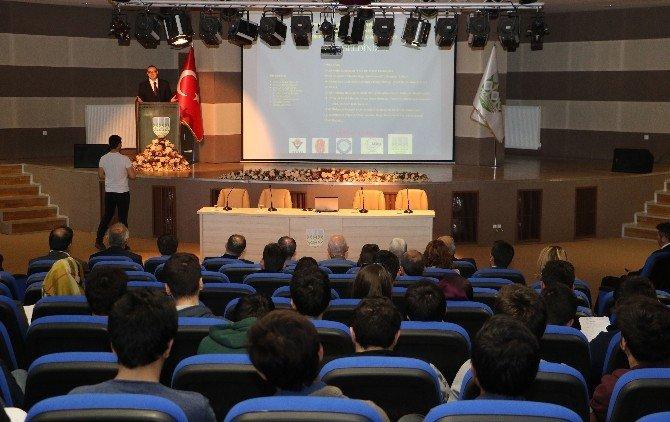 KBÜ'de Afet Yönetimi Çalıştayı