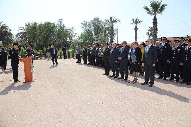 Urla'da Polis Teşkilatının 171. Kuruluş Kutlamaları Başladı