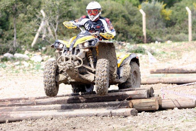 Türkiye ATV Şampiyonası Bodrum'da