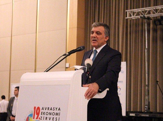 Abdullah Gül'den Türk- Rus İlişkilerinin Düzeltilmesi Çağrısı