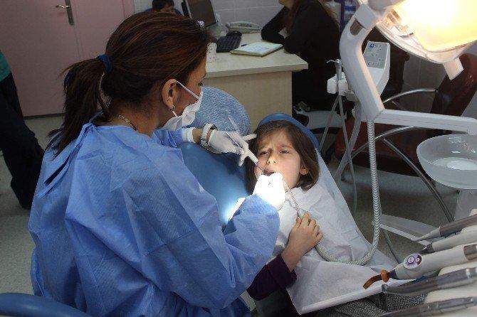 Diş Bakımı Alışkanlık Haline Getirilmeli