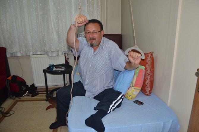 Çaycuma faciasından yaralı kurtuldu, 4 yıldır ayağa kalkma mücadelesi veriyor
