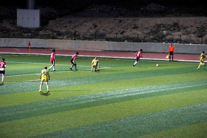 Nevşehir'de Tarihi Maç