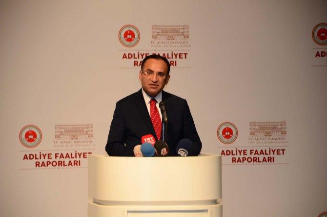 Bozdağ: Terörle mücadeleyi kararlılıkla sürdüreceğiz