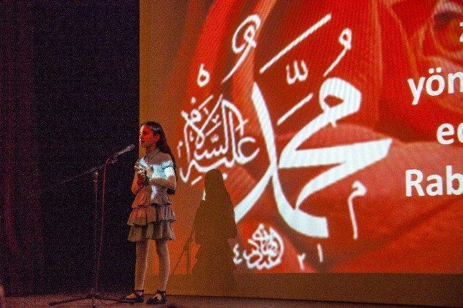 Ahlat'ta Ödüllü 40 Hadis Ezberleme Yarışması
