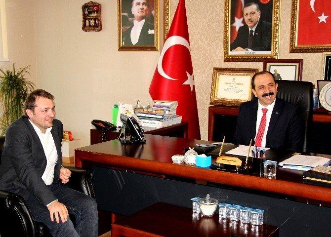 AK Parti Gençlik Kolları Genel Başkanı Samsun'da
