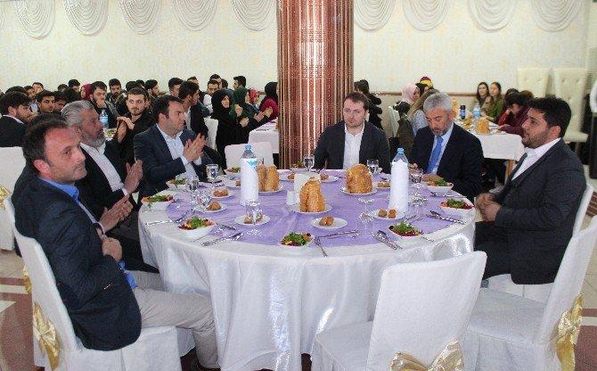 AK Parti Gençlik Kolları Genel Başkanı Melih Ertaş Ordu'da
