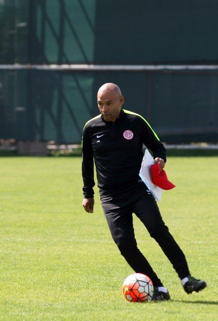 Antalyaspor'da Hedef Üç Puan