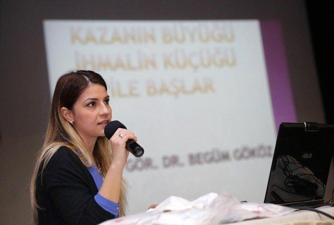 Asmek'ten 250 Kursiyere Yangın Ve İlk Yardım Eğitimi