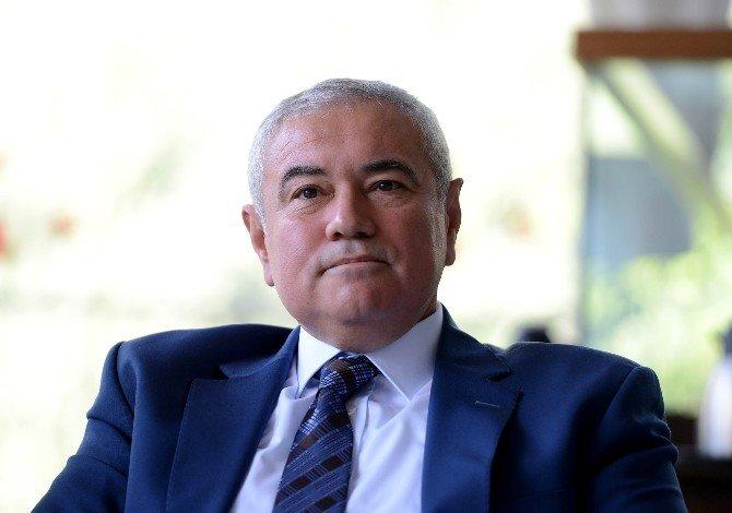 ATSO Başkanı Davut Çetin, ATSO Dostları'nın Konuğu Oldu