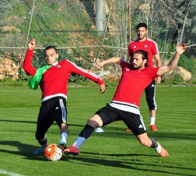 Gaziantepspor İle Sivasspor 22. Randevuda
