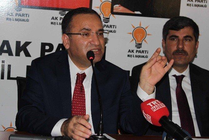 Bakan Bozdağ'dan Kılıçdaroğlu'na Tepki