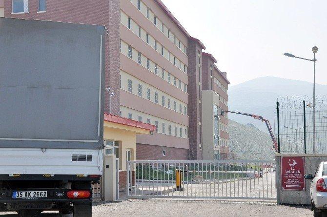 Mültecilerin İzmir'deki Adresi Harmandalı Olacak