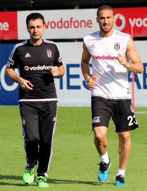 Beşiktaş'ta Neşeli İdman