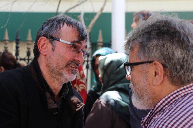 Cinayete Kurban Giden İspark Çalışanı Son Yolculuğuna Uğurlandı