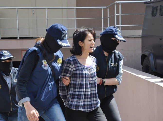 İzmir'i Kana Bulayacak Bombacılar Adliyede