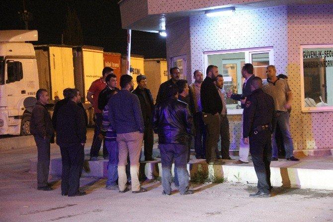 Bursa'da Gübre Fabrikasında Sızıntı