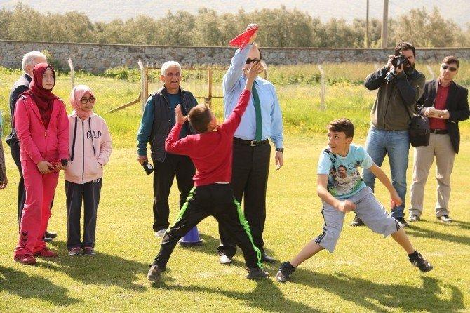 İznik'te Sokak Oyunları Şenliği