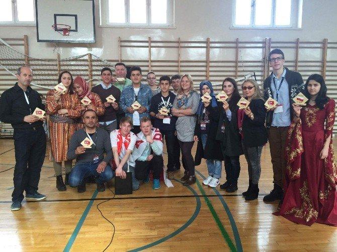 Bb Ordu Anadolu İmam Hatip Lisesi Polonya'da
