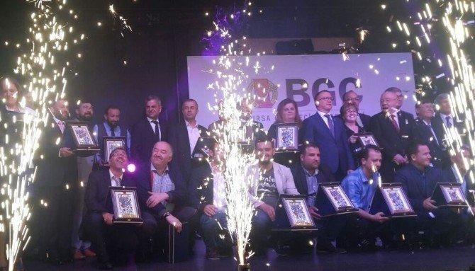 Bursa Klibine Bgc'den Özel Ödül