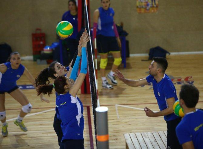 Fenerbahçe Grundig, Final Four hazırlıklarını İtalya'da sürdürüyor
