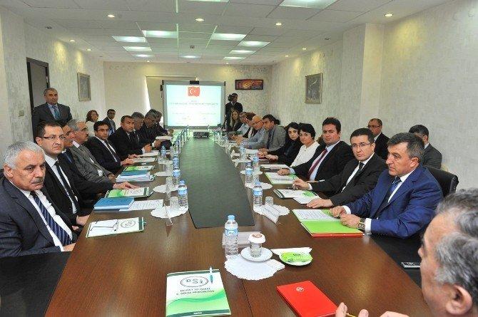 Ceyhan Havzası Yönetim Heyeti Toplantısı