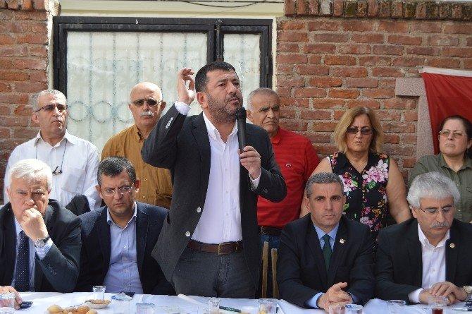 """CHP Grup Başkan Vekili Özel: """"Hadsizliğin Cevabının En Sert Şekilde Verileceğini De Bilsinler"""""""