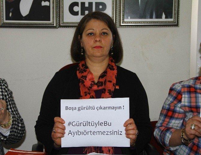 CHP'li Kadınlardan Kılıçdaroğlu'na Destek