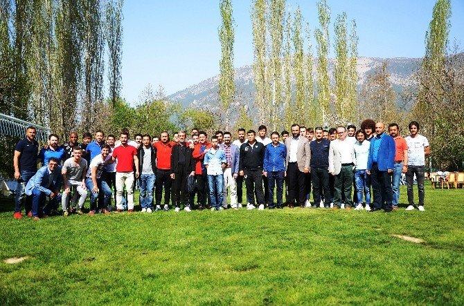 Denizlispor'da Moraller Yerinde