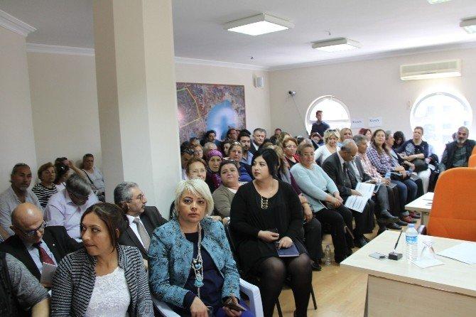 Didim'de Belediyenin 2015 Yılı Faaliyet Raporu Onaylandı