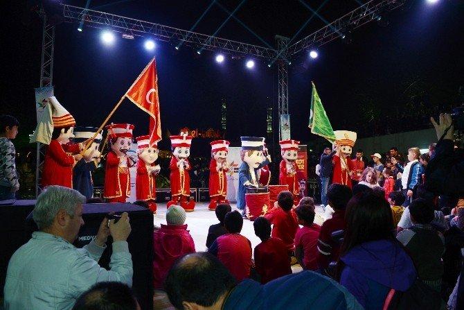 Konya'da Şivlilik Ve Fener Alayı Coşkusu