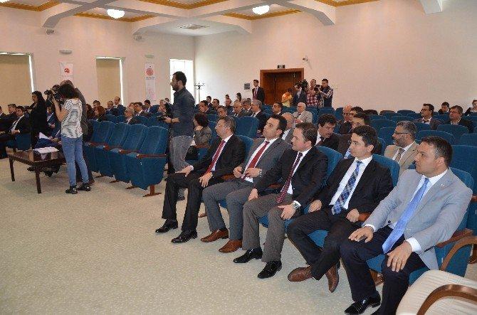 Nisan Ayı İl Koordinasyon Toplantısı Yapıldı