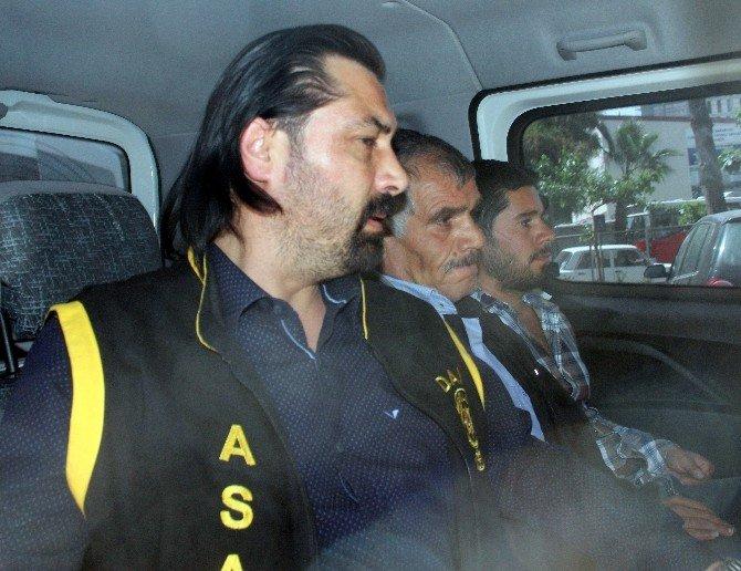 Hırsız Diye Akrabalarını Alıkoyan Baba Oğul Tutuklandı