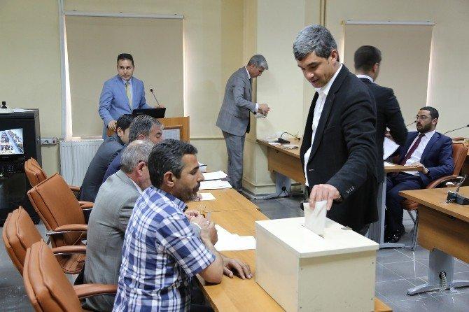 Eyyübiye Belediye Meclisi, Başkan Vekilini Seçti