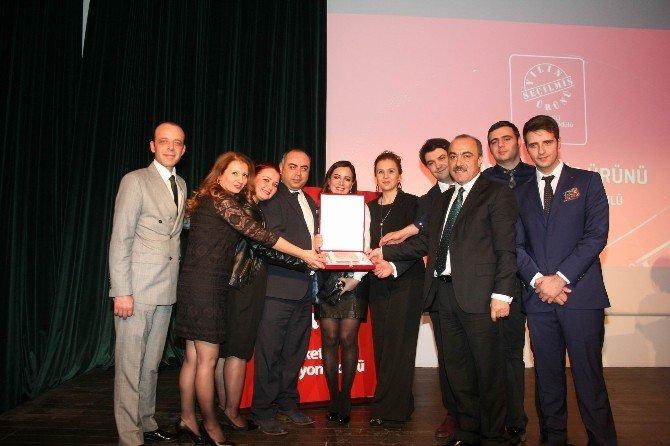 Dermokil, Maske Ürününde 'Tüketici İnovasyon' Ödülünü Aldı