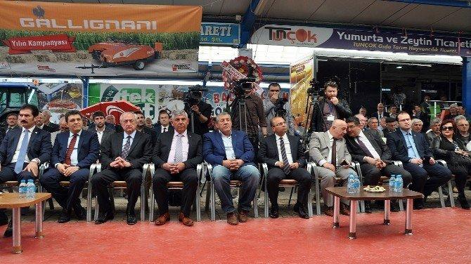 Gönen'de Tarım Ve Hayvancılık Fuarı Açıldı