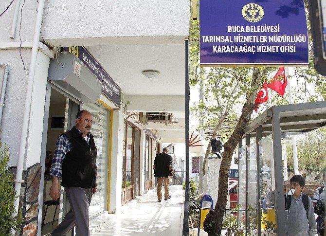 Buca'nın Mahallelerine Hizmet Ofisi