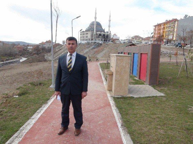 Kadışehri Merkez Camii Ramazan Ayında Hizmete Açılacak
