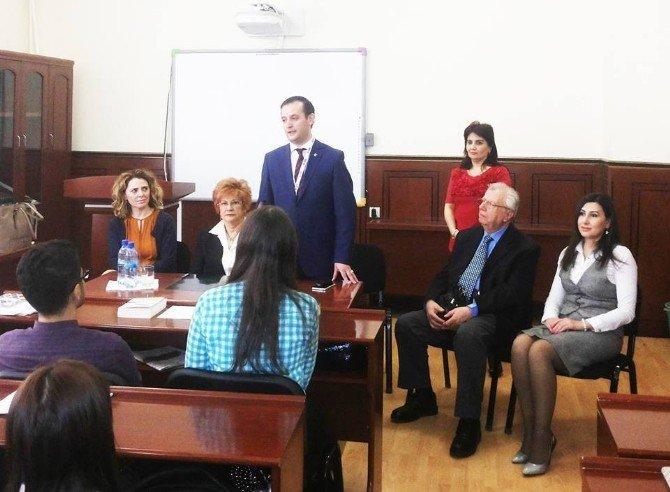 Türk Heyeti Azerbaycan'ın Konuğu Oldu