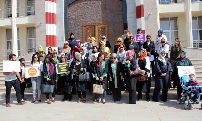 KADEM üyesi kadınlardan Kılıçdaroğlu'na suç duyurusu