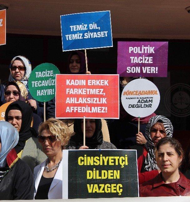 Kadem Karabük Şubesi Üyesi Kadınlardan Kılıçdaroğlu'na Suç Duyurusu