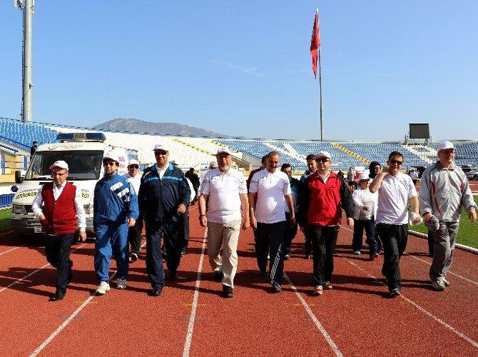 KBÜ'de Dünya Sağlık Günü Kutlandı