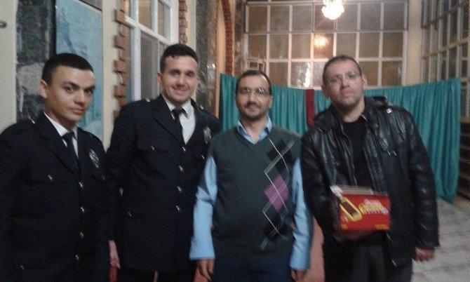 Kargı'da Şehitler İçin Mevlit Okutuldu