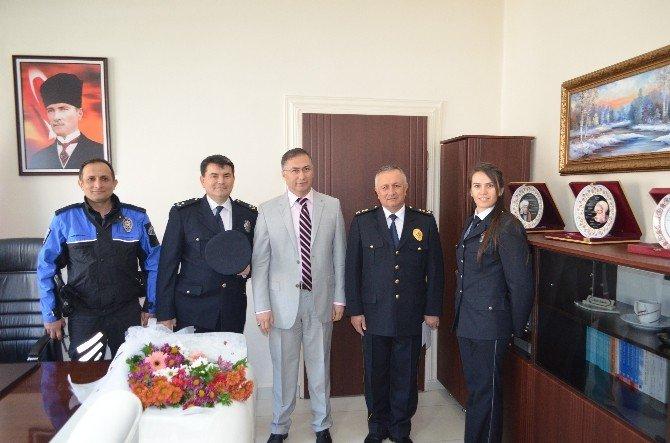 Bozüyük'te Polis Haftası Etkinlikleri