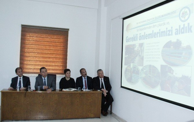 Başkan Uysal, 2 Yılda Yaptığı Hizmetleri Anlattı