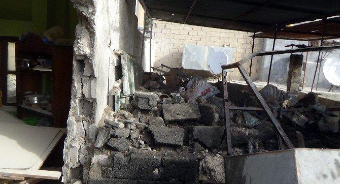 Kilis'e Roket Düştü: 2 Yaralı