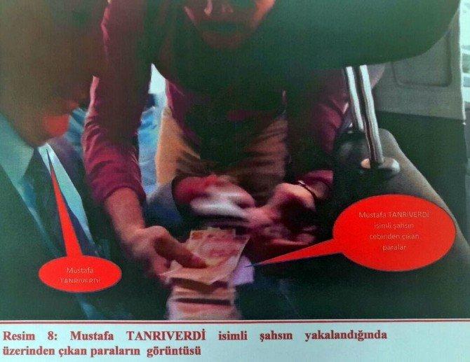 """Kırıkkale'de """"Casusluk"""" Operasyonu"""