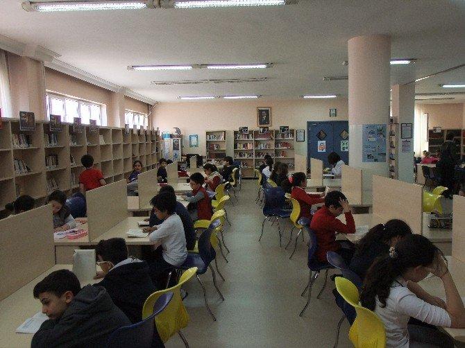 GKV'li İlkokul Öğrencileri Kitap Ve Öyküler Yazdı